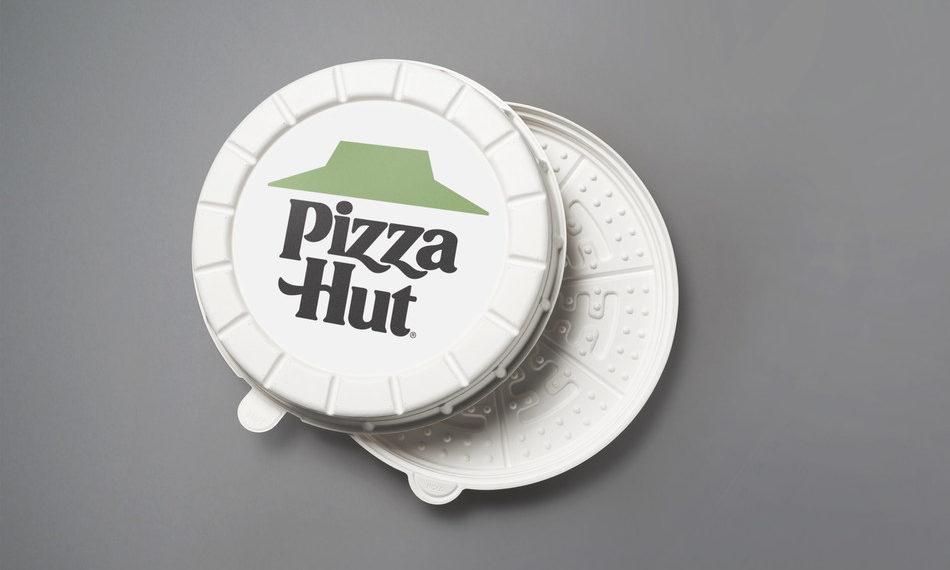 Pizza Hut vai testar novas embalagens de entrega de pizza sustentável