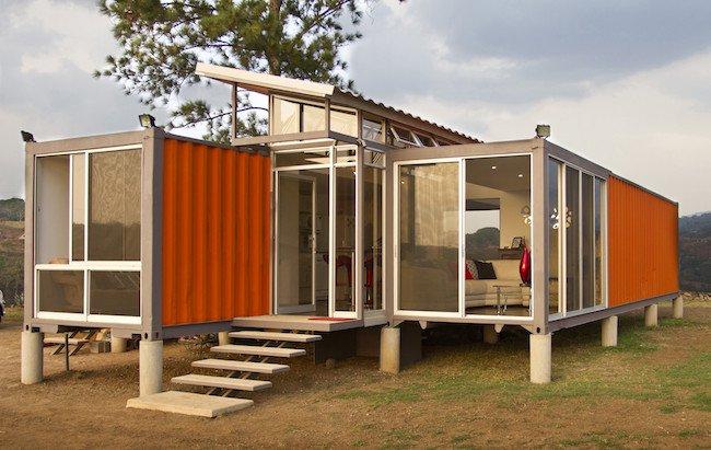 Como fazer uma Casa em Container