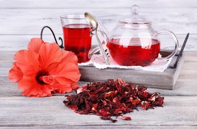 Como Emagrecer tomando Chá de Hibisco