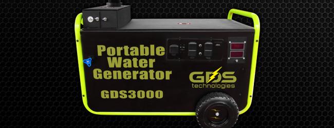 O Primeiro Gerador Movido a Água que você pode comprar