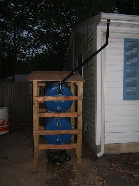 Aprenda a captar Água de Chuva e Armazenar em Casa