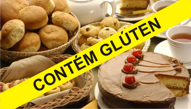 Lista de Alimentos para Intolerância ao Glúten