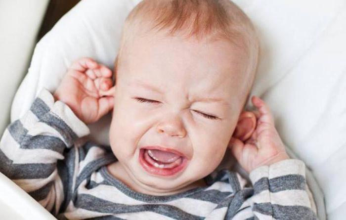 5 Motivos que fazem os Bebês Esfregarem as Orelhas
