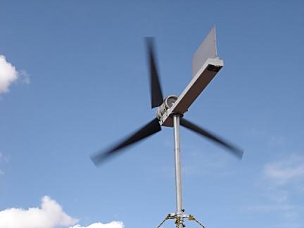 Como fazer uma Turbina Eólica Caseira