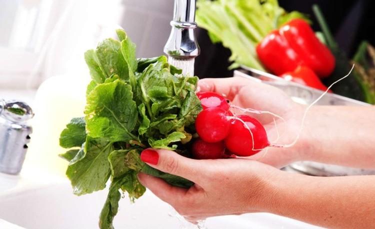 Como Tirar Agrotóxico e Higienizar Frutas, Verduras e Legumes em Casa